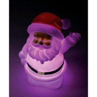 "Игрушка KOCNL-EL104 ""Дед Мороз"" 1LED 10,5*9см разноцвет (3xLR44 в компл)"