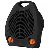 Тепловентилятор Engy EN-509 черн., 2кВт, спирал. нагрев., 3режима, ручка  20300